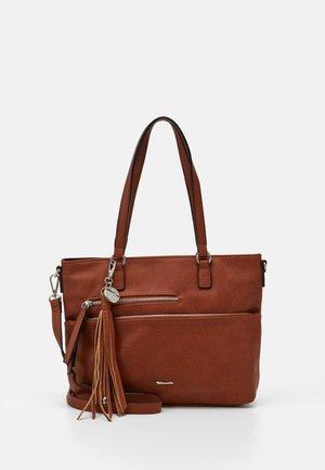 ADELE - Handbag - cognac