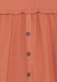 Name it - NMFRIBSA  - Shirt dress - cedar wood - 2
