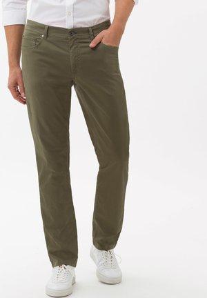 STYLE COOPER FANCY - Trousers - green