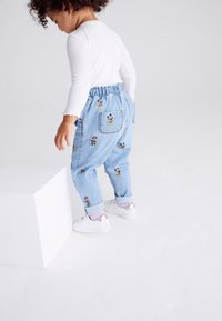 Next - DISNEY MICKEY AND MINNIE MOUSE - Straight leg jeans - blue - 1