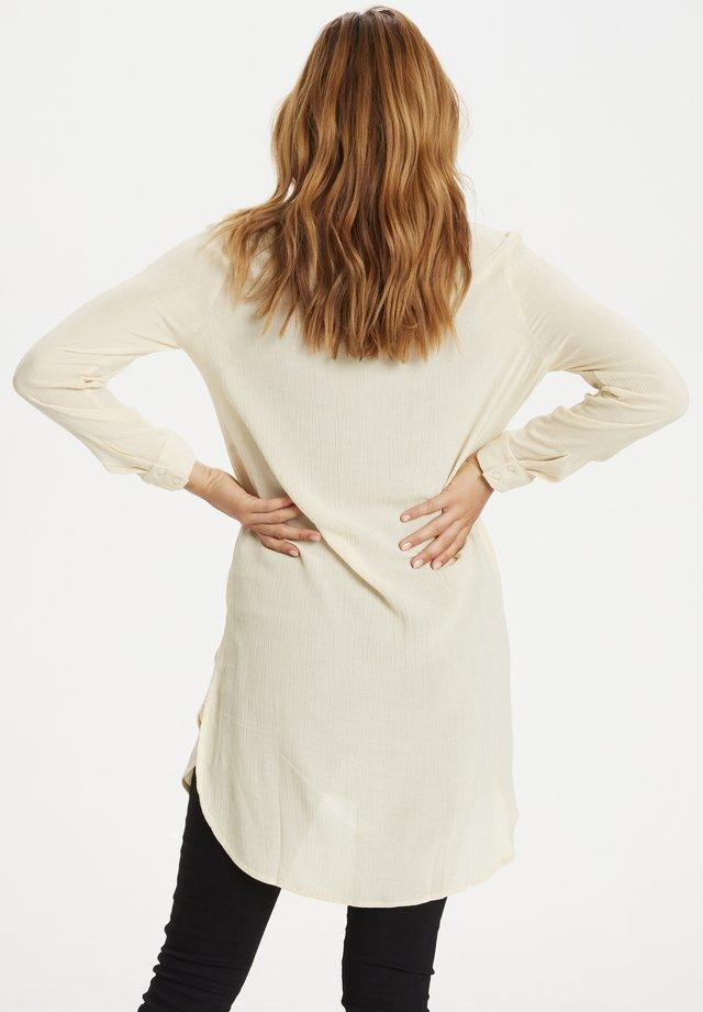 DEEDEESZ  - Shirt dress - biscotti