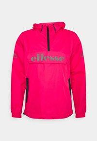 Ellesse - TEPOLINI JACKET - Vodotěsná bunda - pink - 0