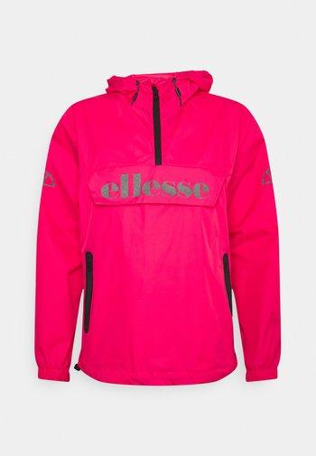 TEPOLINI JACKET - Vodotěsná bunda - pink