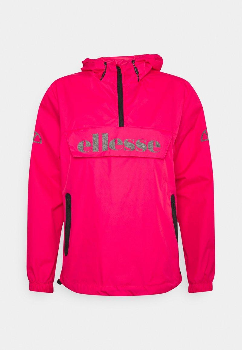 Ellesse - TEPOLINI JACKET - Vodotěsná bunda - pink
