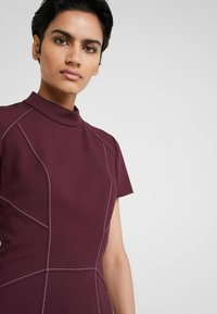 HUGO - KABECCI - Shift dress - medium red - 4