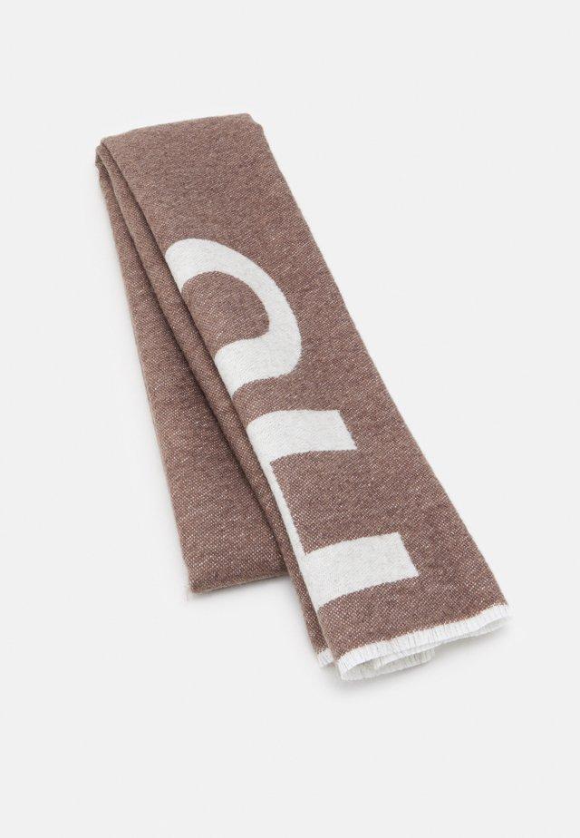 Scarf - light pastel brown