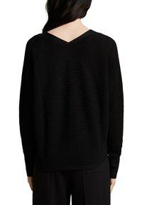 Esprit Collection - OPEN CARDI - Cardigan - black - 5