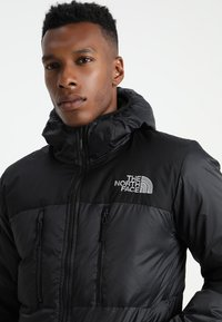 The North Face - HIMALAYAN LIGHT HOODIE - Down jacket - black - 3