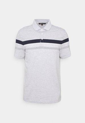BIRDSEYE - Polo shirt - light grey