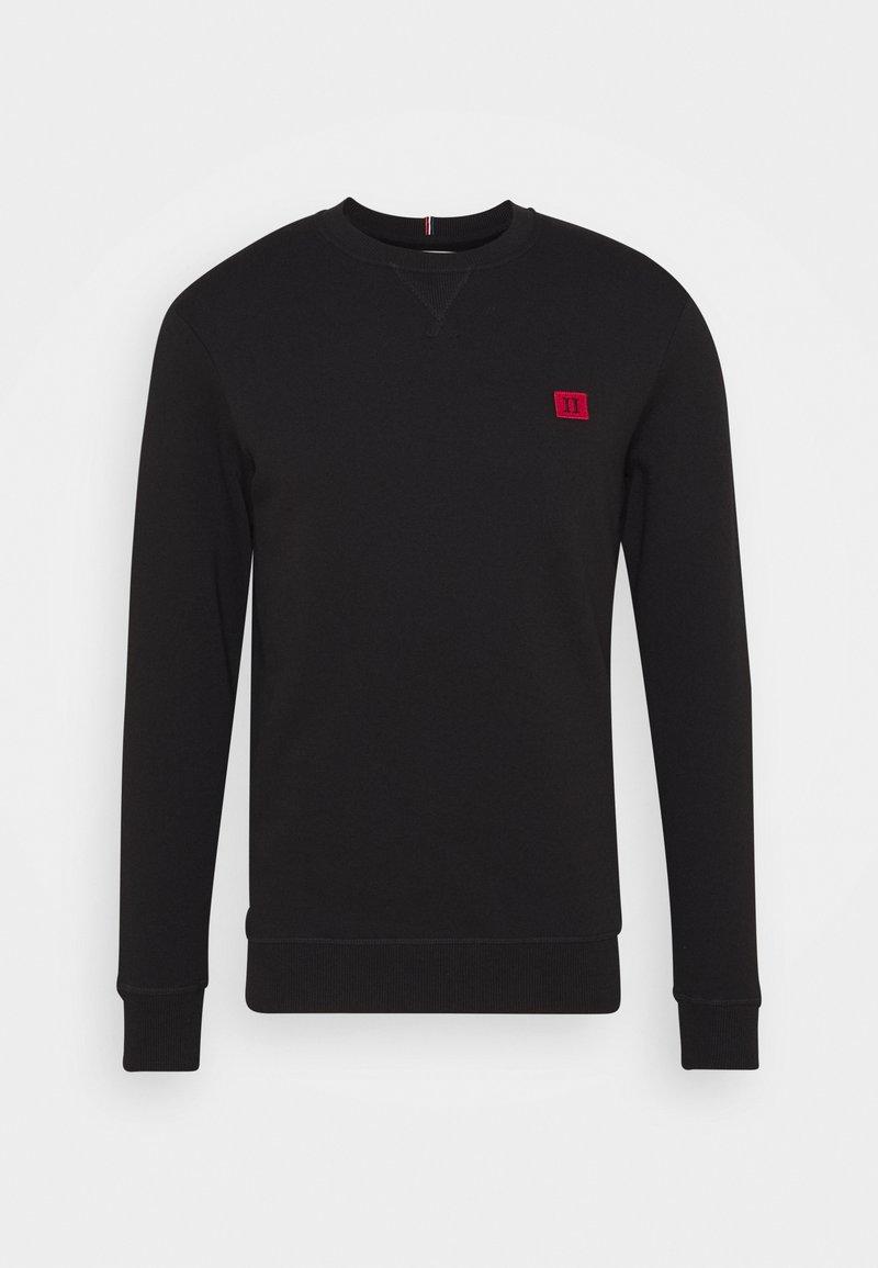Les Deux - PIECE - Sweatshirt - black/red