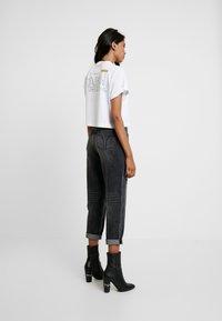 Replay - 2PAC TEE - Print T-shirt - white - 2