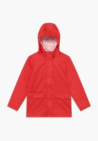 Name it - NKNMIL RAIN JACKET - Impermeabile - high risk red - 0