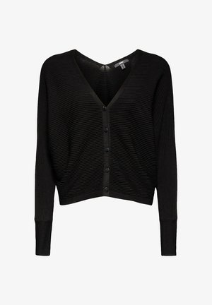 OPEN CARDI - Cardigan - black
