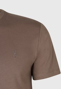 AllSaints - BRACE - Basic T-shirt - brown - 2