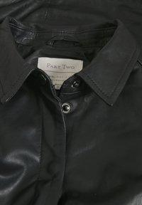 Part Two - FREYJAPW - Button-down blouse - black - 6