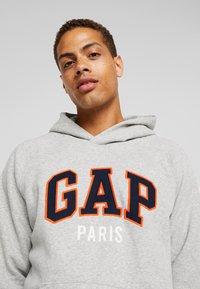 GAP - PARIS - Hoodie - grey heather - 4