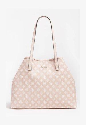 VIKKY  - Tote bag - hellrose