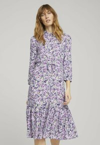 TOM TAILOR - Robe chemise - lilac - 0