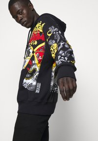 Versace Jeans Couture - Hoodie - nero - 5