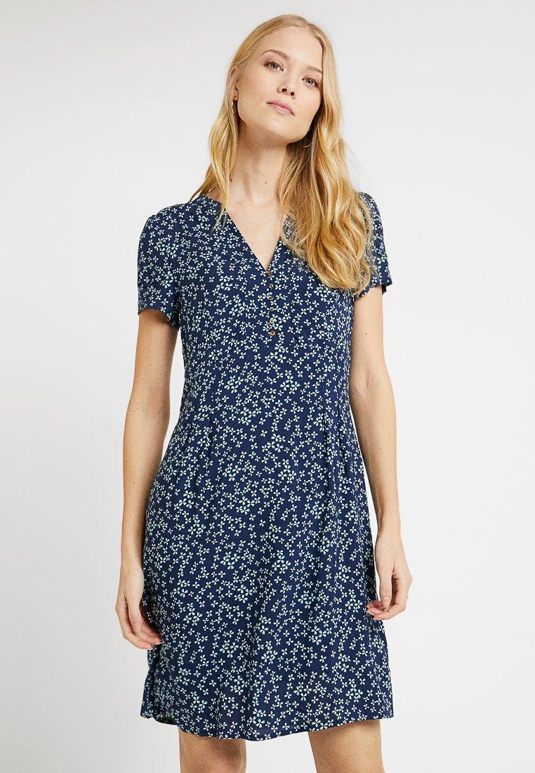 Esprit - FLUENT - Shirt dress - navy