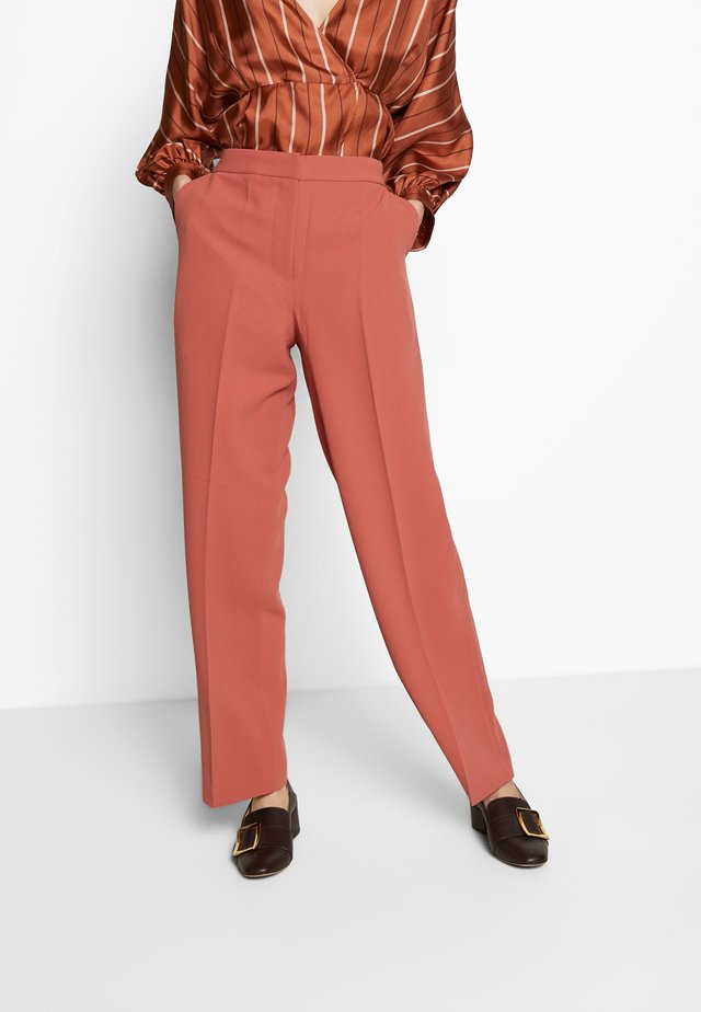 LEA - Trousers - old rose