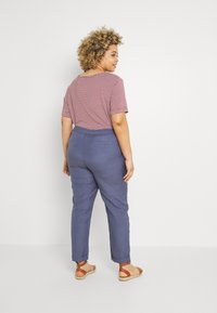 CAPSULE by Simply Be - EASY CARE  - Trousers - blue - 2