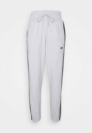 CUFFED PANT - Teplákové kalhoty - light grey heather