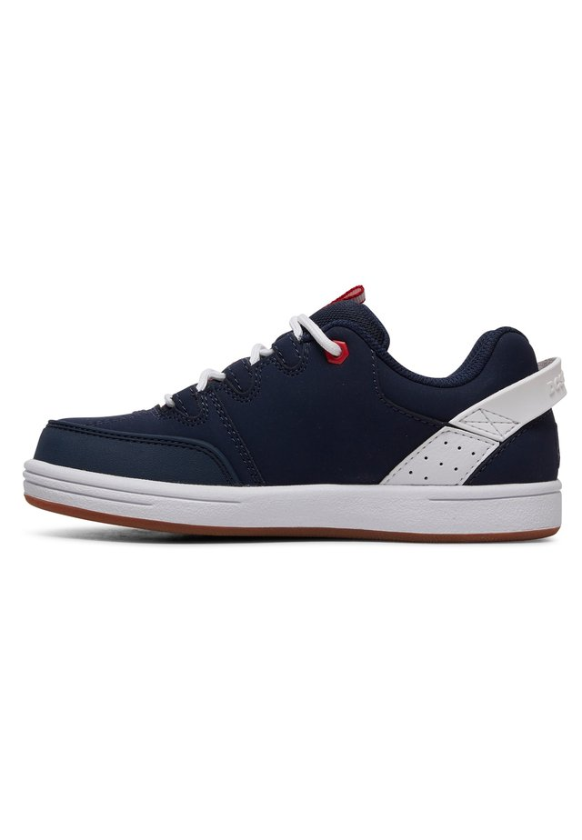SYNTAX  - Sneaker low - navy/red