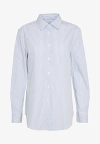 Filippa K - JANE  - Button-down blouse - blue heaven/white - 5