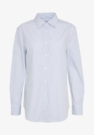 JANE  - Button-down blouse - blue heaven/white