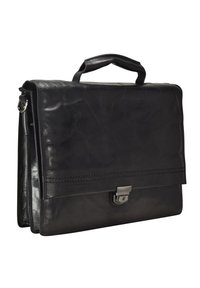 Harold's - SADDLE  - Briefcase - schwarz - 2