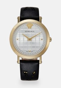 Versace Watches - COIN ICON - Watch - black - 0