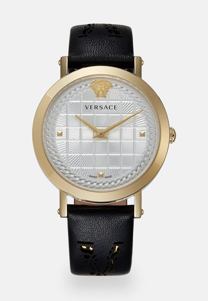 Versace Watches - COIN ICON - Watch - black