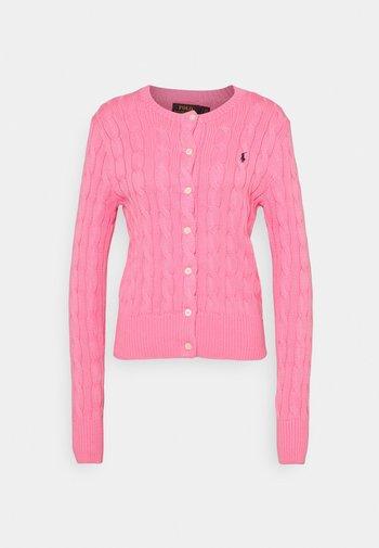 Cardigan - harbor pink