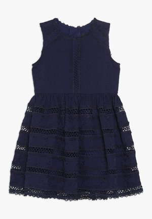PRIM DRESS - Cocktail dress / Party dress - navy