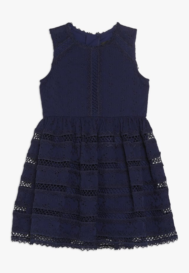 PRIM DRESS - Cocktailjurk - navy