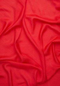 HUGO - LOGO WRAP - Šátek - red - 2