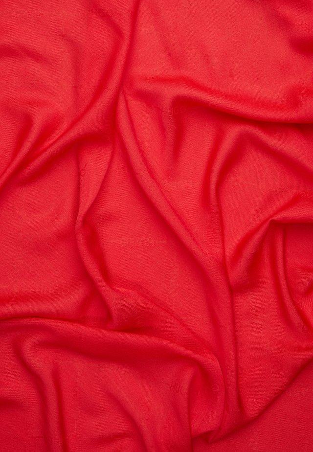 LOGO WRAP - Foulard - red
