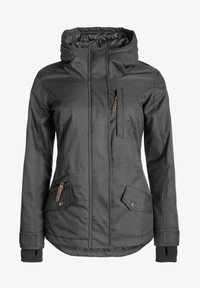 Desires - KURZJACKE BELLISSA - Winter jacket - dark grey - 3