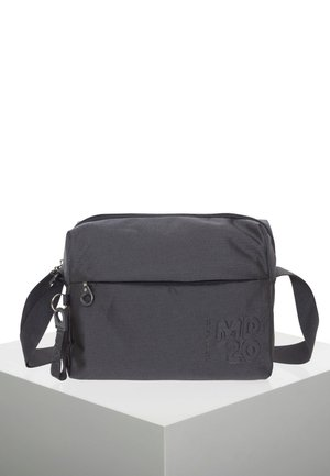 QMTV - Across body bag - steel