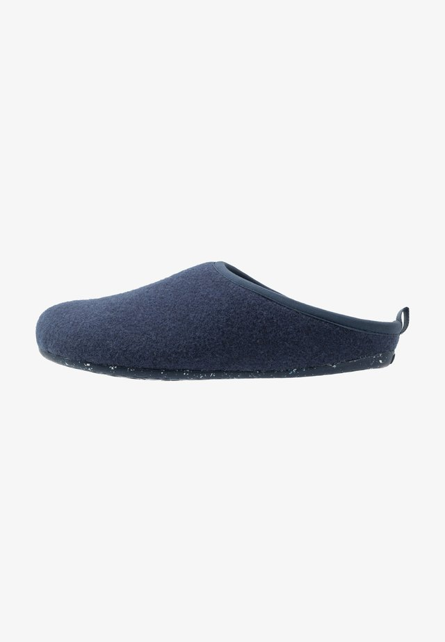 WABI - Slippers - medium blue