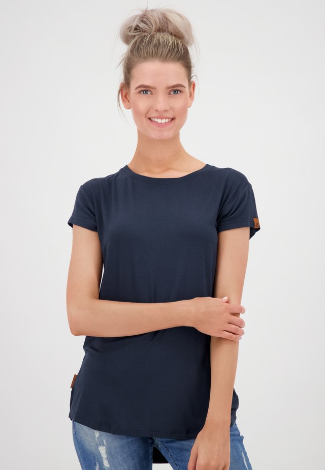 MIMMY - Basic T-shirt - marine