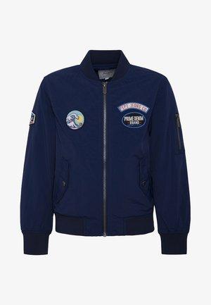 HAWTHORN - Bomber Jacket - blue