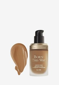 Too Faced - BORN THIS WAY FOUNDATION - Foundation - caramel - 1