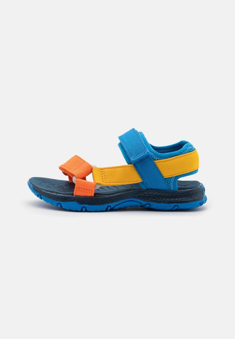 Merrell - KAHUNA UNISEX - Chodecké sandály - blue/multicolor