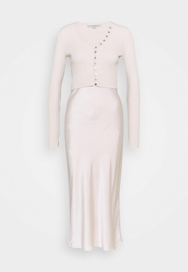 AllSaints - ONDRA DRESS SET - Kjole - soft pink
