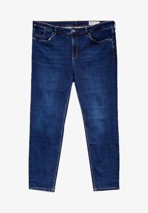 CURVY  - Jeans Skinny Fit - blue dark washed