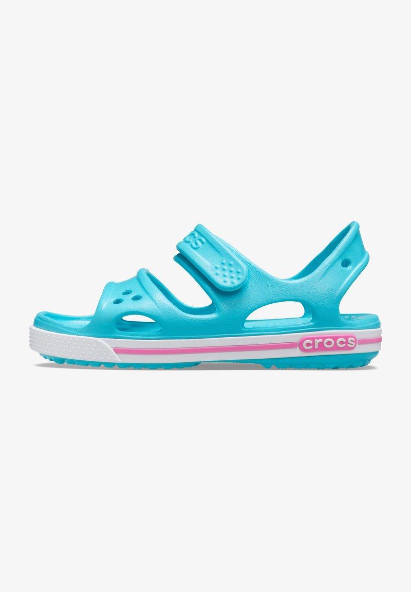 Crocs - CROCBAND II  - Sandały kąpielowe - hellblau