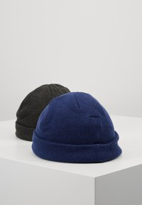 Pier One - Bonnet - dark gray/dark blue - 2