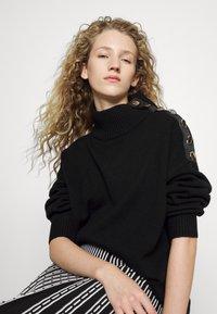 Claudie Pierlot - MALO - Jumper - noir - 3